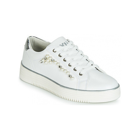 Xti 48894 women's Shoes (Trainers) in White