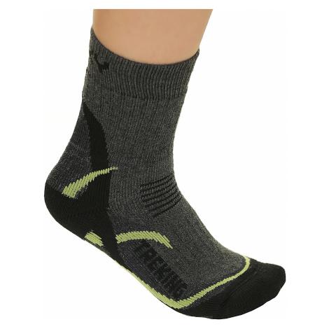 socks Husky Treking New - Dark Green