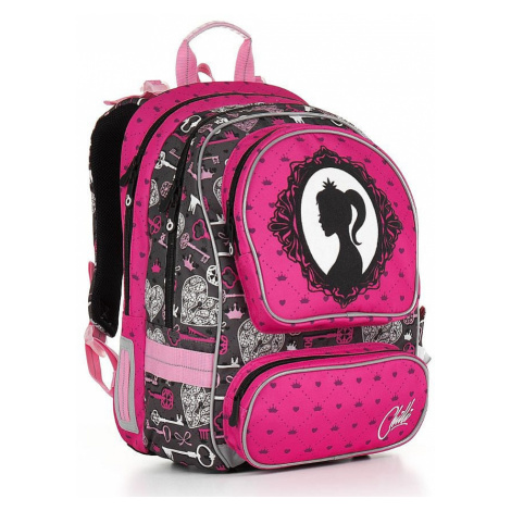 backpack Topgal CHI 875 - H/Pink