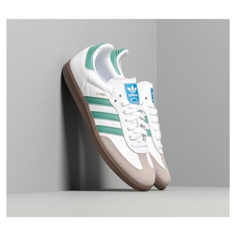 adidas Samba OG Ftw White/ Future Hydro/ Core Granite
