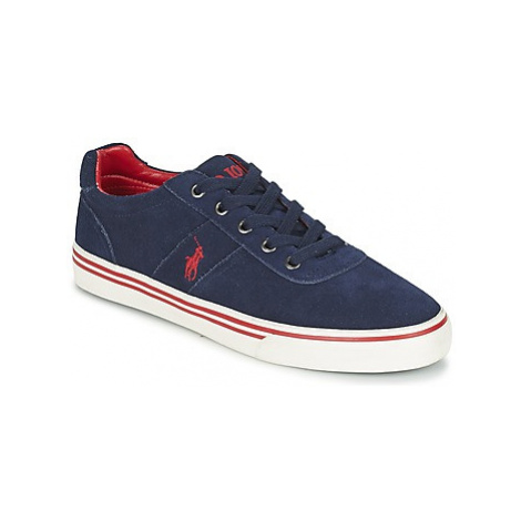 Polo Ralph Lauren HANFORD men's Shoes (Trainers) in Blue