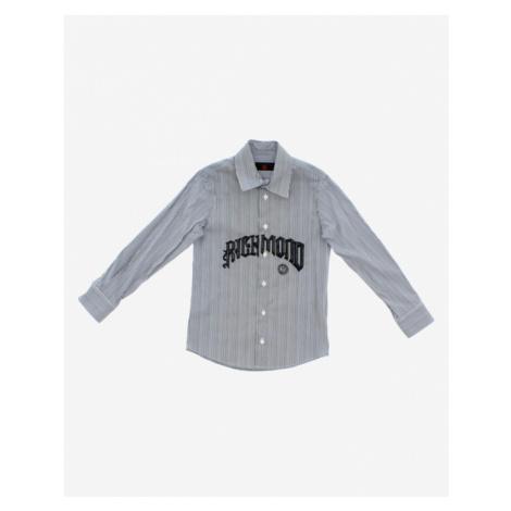 John Richmond Kids Shirt Black White