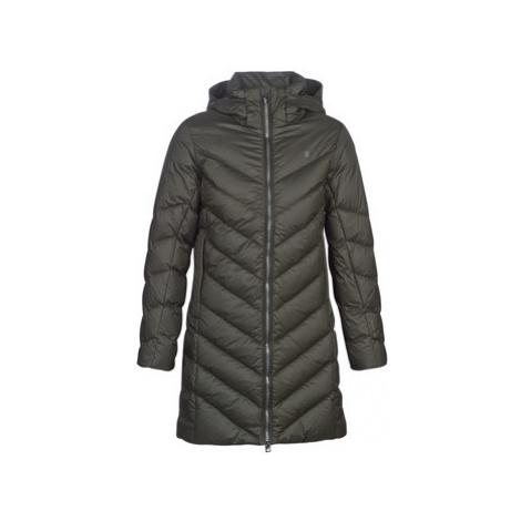 G-Star Raw WHISTLER SLIM DOWN HDD LONG COAT WMN women's Jacket in Kaki