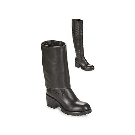 Now RIMINI women's High Boots in Black