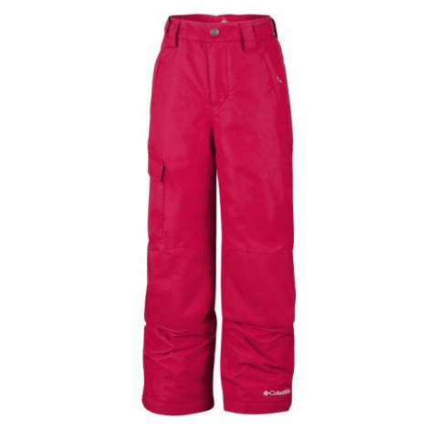 Columbia BUGABOO II PANT red - Kids' winter trousers