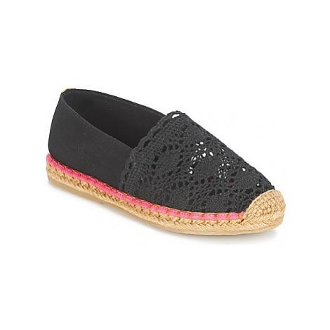 Banana Moon WESTLAND women's Espadrilles / Casual Shoes in Black