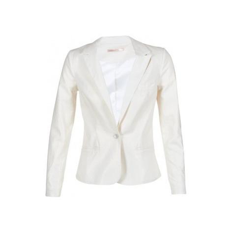 Les Petites Bombes GUOLIAMA women's Jacket in White