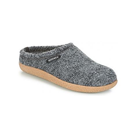 Giesswein VEITSCH women's Slippers in Grey