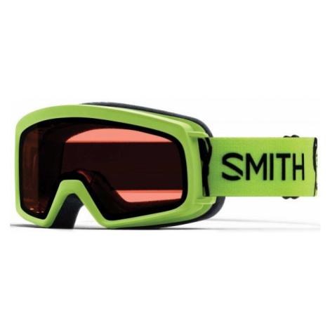 Smith RASCAL green - Kids' ski goggles