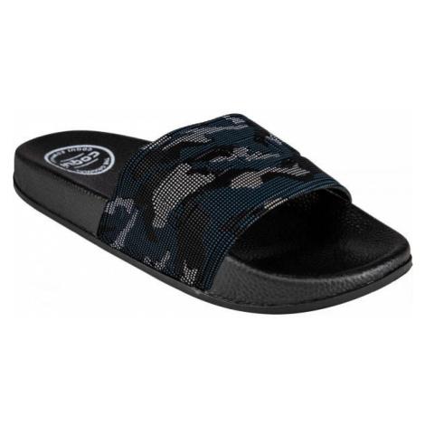 Coqui FLEO blue - Unisex slippers