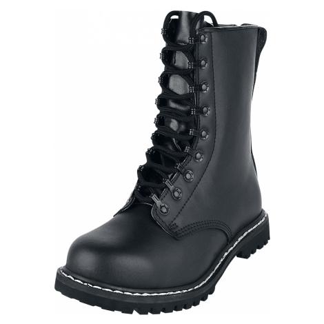 Brandit - Combat Boots Para - Boots - black
