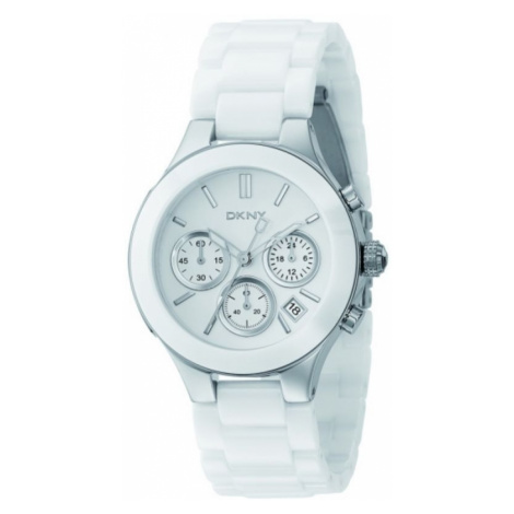 Ladies DKNY Chambers Chronograph Watch