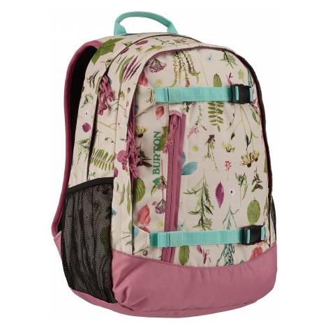 backpack Burton Day Hiker 20 - Creme Brulee Oakledge Floral - unisex junior