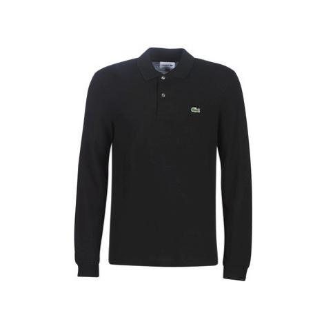 Lacoste L1312 men's Polo shirt in Black