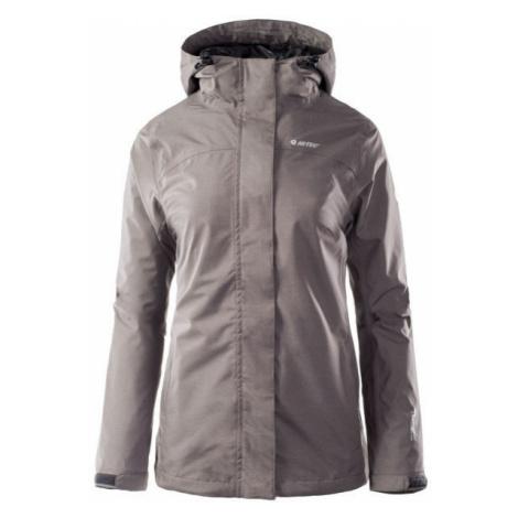 Hi-Tec LADY MONA beige - Women's outdoor jacket