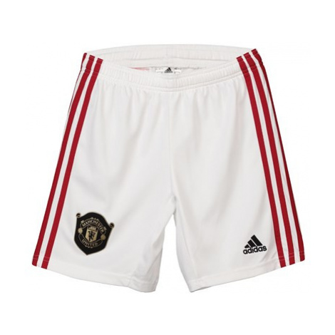 Manchester United Home Shorts 2019 - 20 - Kids Adidas