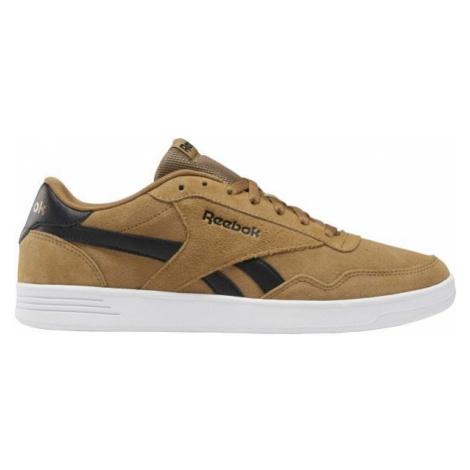 Reebok ROYAL TECGQUE brown - Men's leisure shoes