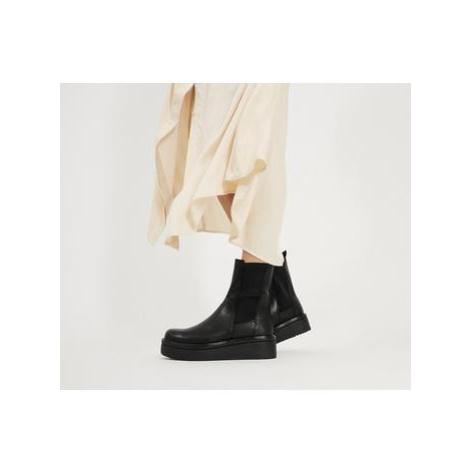 Vagabond Tara High Boot BLACK