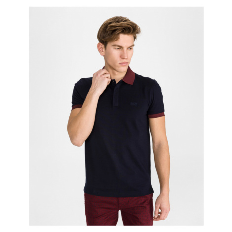 BOSS Philipson 65 Polo shirt Blue Hugo Boss