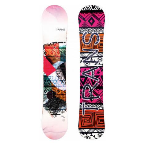 TRANS CU VARIOROCKER - Women's snowboard