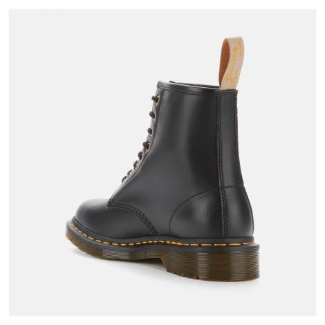 Dr. Martens Vegan 1460 8-Eye Boots - Black - UK Dr Martens