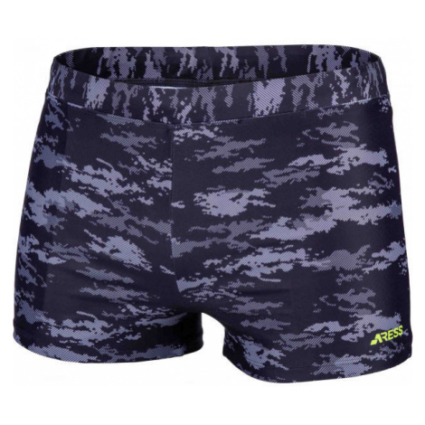 Aress CRUZO SNR black - Men's swim shorts