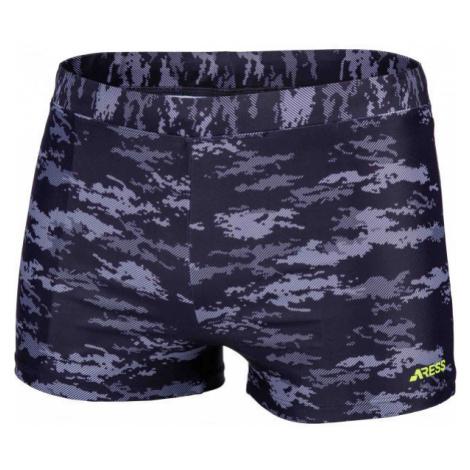 Aress CRUZO SNR grey - Men's swim shorts