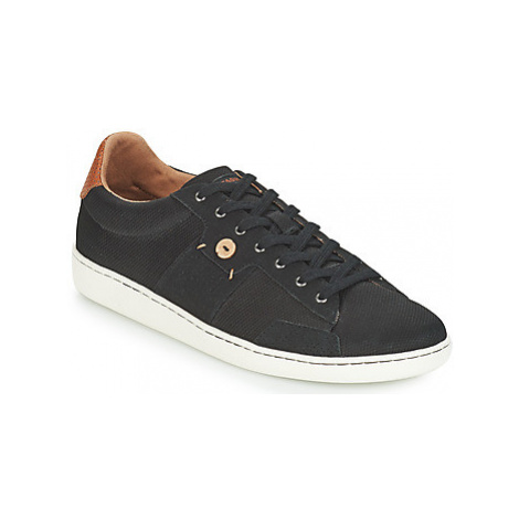 Faguo HOSTA men's Shoes (Trainers) in Black