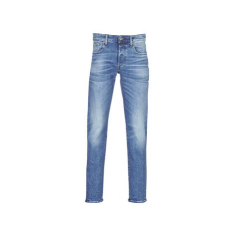 G-Star Raw 3301 STRAIGHT men's Jeans in Blue