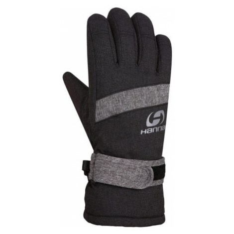 Hannah CLIO black - Children's insulated gloves