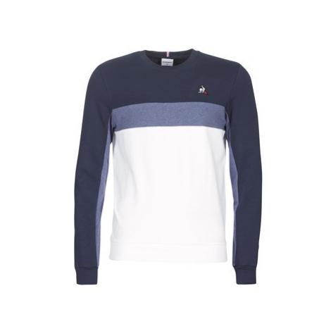 Le Coq Sportif TRI SAISON CREW SWEAT N°1 M men's Sweatshirt in Blue