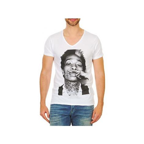 Eleven Paris WIZKA M men's T shirt in White