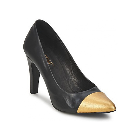 Pastelle AMELINE women's Court Shoes in Black Pastelle by Patricia Elbaz