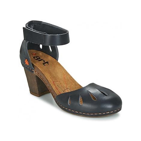 Art IMEET women's Sandals in Black