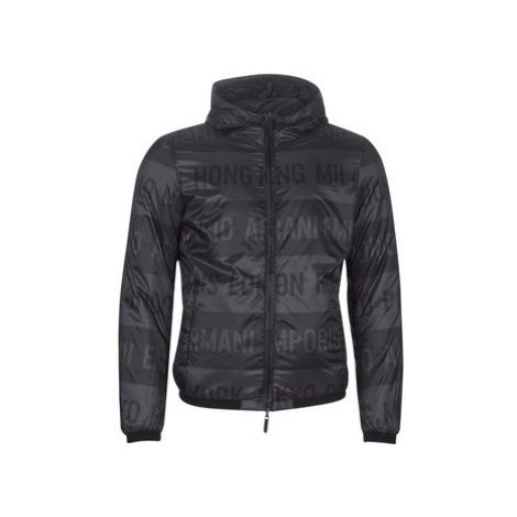 Emporio Armani 6G1B97-1NUNZ-F003 men's Jacket in Black
