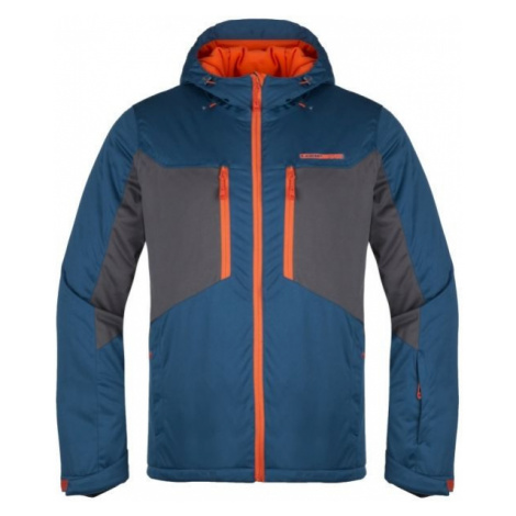 Loap LOUIS dark blue - Men's winter jacket