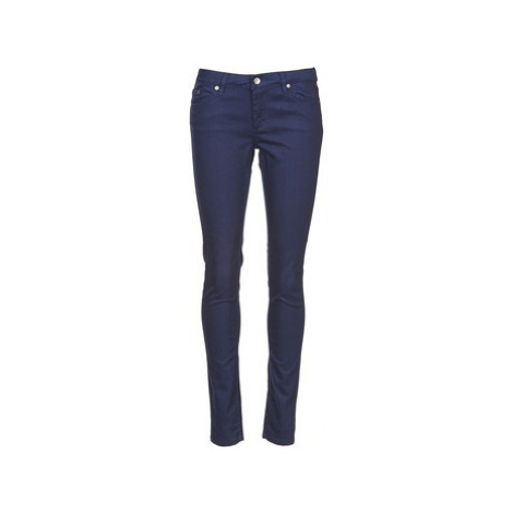 Element STICKER women's Trousers in Blue