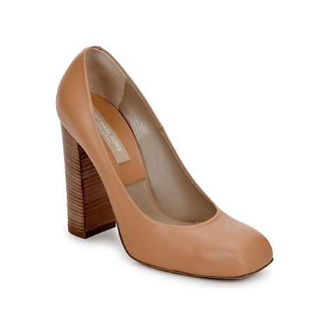 Michael Kors 17169 women's Court Shoes in Brown