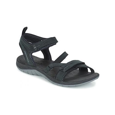 Merrell SIREN STRAP Q2 women's Sandals in Black