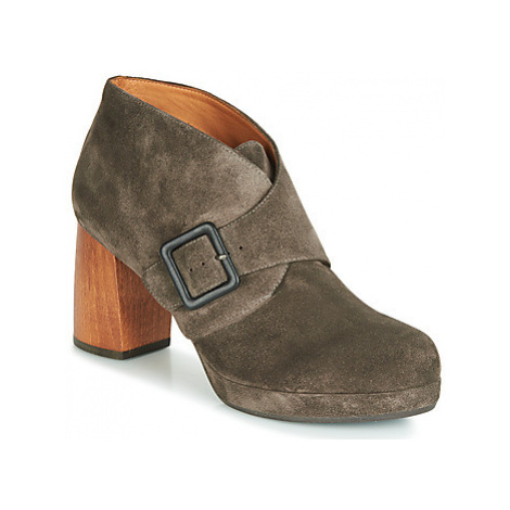 Chie Mihara QUIRINA women's Low Boots in Grey