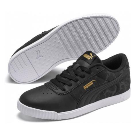 Puma CARINA SLIM VEIL black - Women's leisure shoes