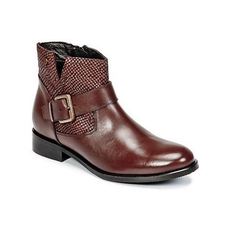 Hush puppies DORAN women's Mid Boots in Brown