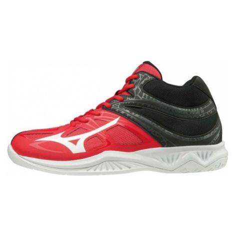 Mizuno THUNDER BLADE 2 red - Men's indoor shoes