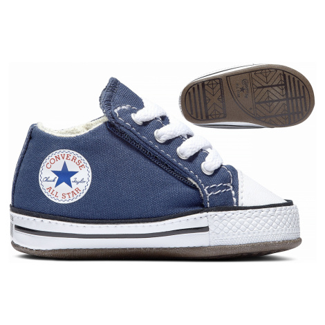 Converse - Chuck Taylor First Star Cribster - Baby shoes - navy