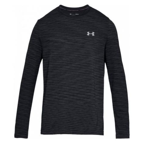 Under Armour VANISH SEAMLESS LS black - Men's long sleeve T-shirt