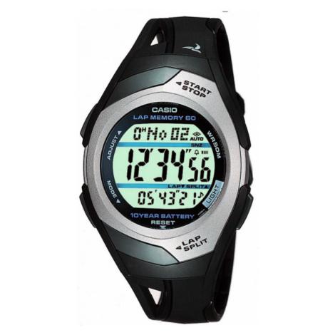 Mens Casio Phys Sports Alarm Chronograph Watch STR-300C-1VER