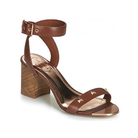 Ted Baker BIAH women's Sandals in Brown