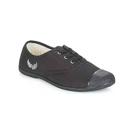 Kaporal FOLLOW women's Shoes (Trainers) in Black