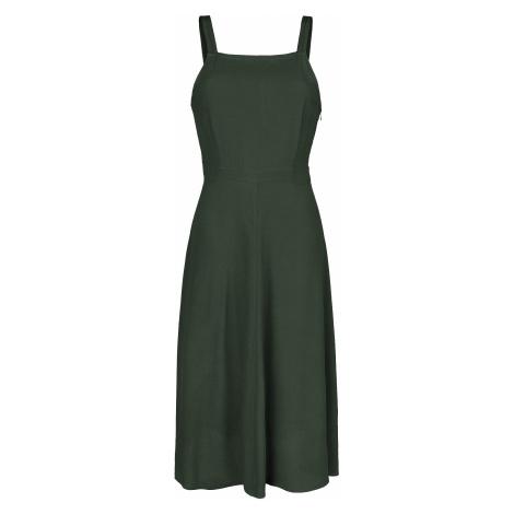 Khujo - Chava - Dress - dark green