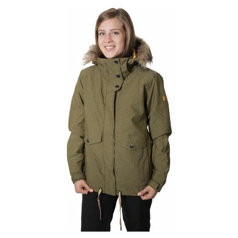 jacket Roxy Grove - CQW0/Military Olive